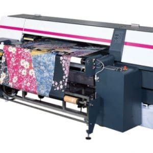 Fabric Textile Printing Machine