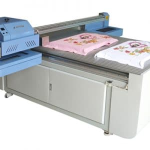 Flatbed Textile Printing Machine supplie