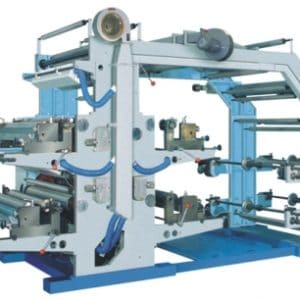 Flexo Printing Machines Exporter in india