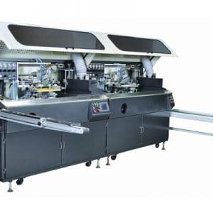 Multi Screen Printing Machine manufact
