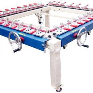 Screen Stretching Machine