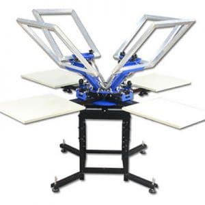 screen printing machine manufacterer