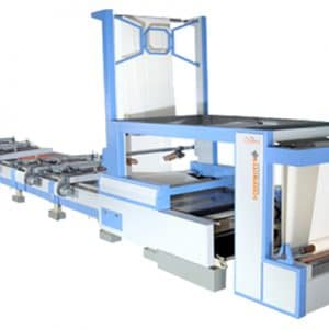 Automatic Textile Printing Machine